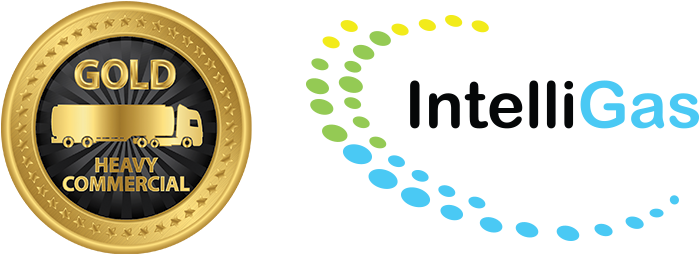 Intelligas & SAE Gold Award Logo